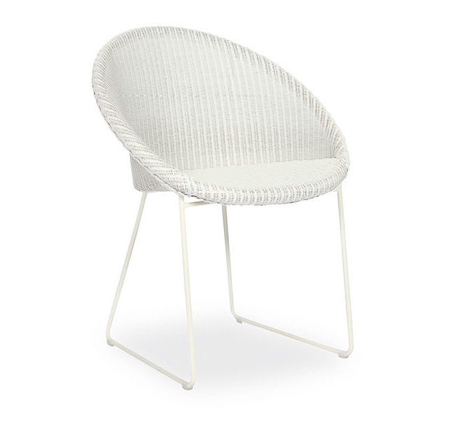 VS_SI5_Joe White_82x62x57cm_White_Lloyd loom seat_Matt nickel brushed steel_389€