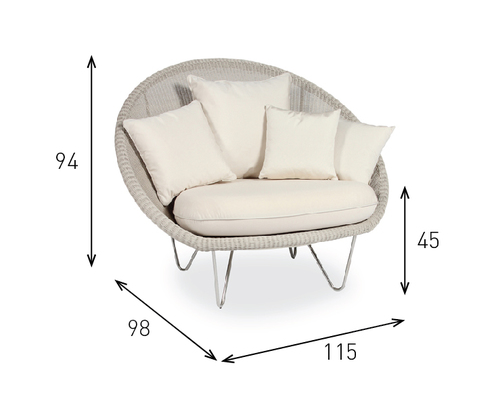 Sofa Chair Png Side View