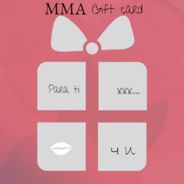 mma gift card