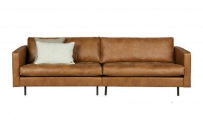 Cool Sofa Rodeo Classic 3 Seater Cognac Machost Co Dining Chair Design Ideas Machostcouk