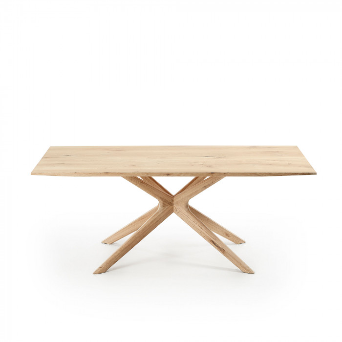 DINING TABLE ARMANDE_NATURAL_OAK_180x90cm_Gallery