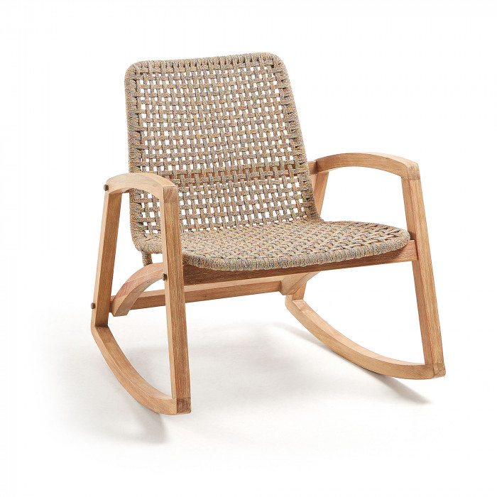 ROCKING CHAIR TANISKA_GREY_NATURAL_MULTICOLOR ROPE_WOOD_FABRIC_76x74x69cm