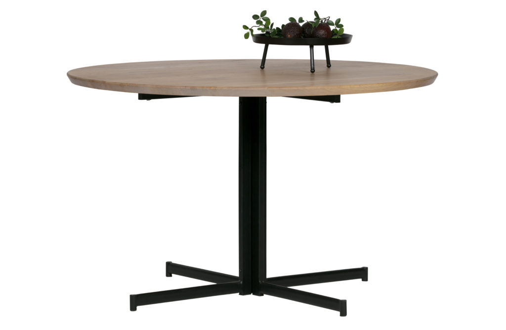 Dining Table Cross 4 Legs ø 130 Ma Maison Algarve