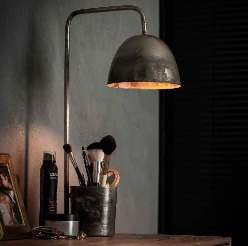 TABLE LAMP OLD_METAL_60x20x31cm