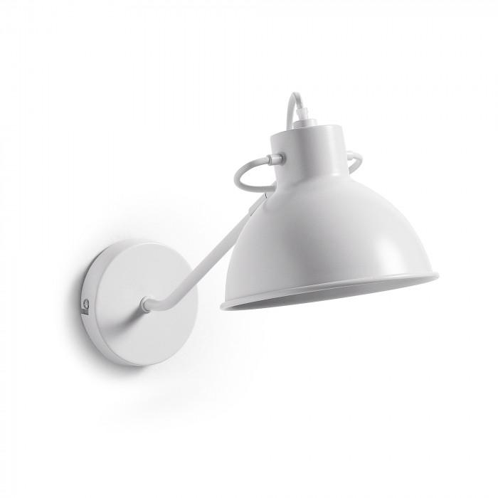 WALL LAMP ODALIS_WHITE_METAL_23x33x16cm