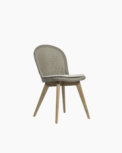Yann dining chair oak baseD